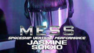 Смотреть клип Jasmine Sokko - Mess