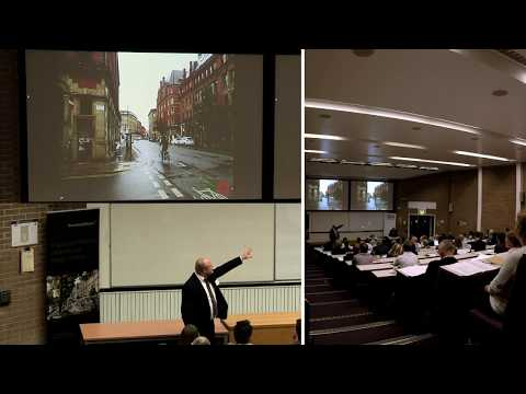 Urban design public health and wellbeing. Manchester. 250 years of innovation