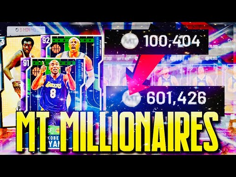 MT MILLIONAIRES: How I Made 500K MT on NBA 2K20 My Team (Episode 2)