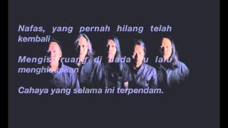 Pitahati - Nafas (Lirik)