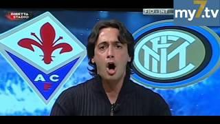 DirettaStadio 7Gold Fiorentina Inter 1-1 L'ira di Tramontana!!!