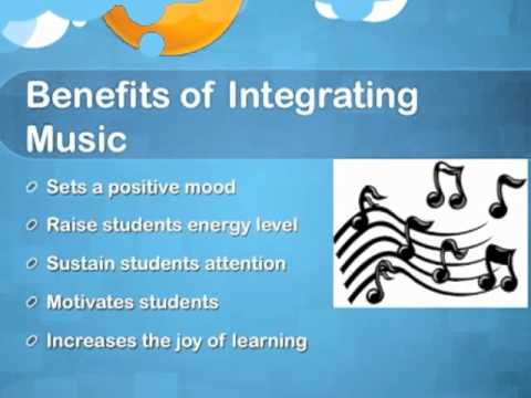 Integrating Mathematics with Music and Movement