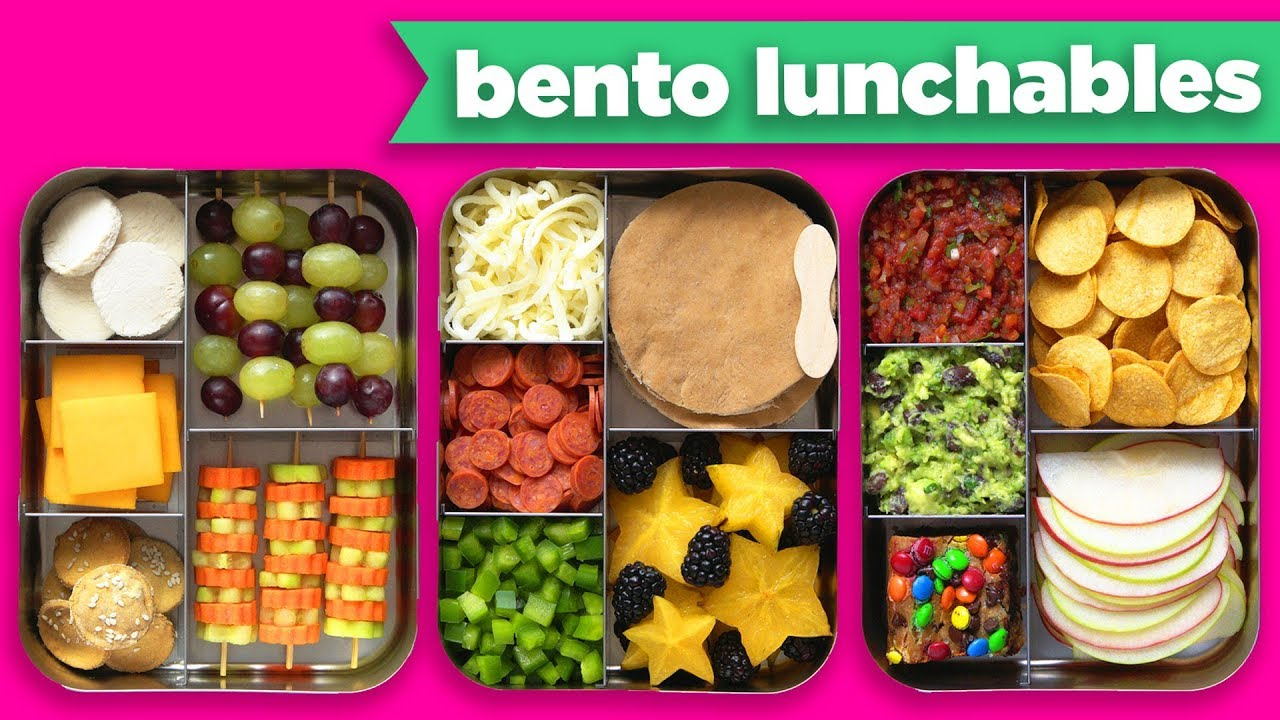 new bento box healthy lunches diy lunchables mind. Black Bedroom Furniture Sets. Home Design Ideas