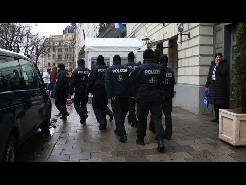 Eröffnung der Münchner Sicherheitskonferenz: Neue Turbulenzen