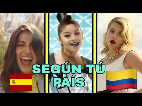 Tu Canción De Soy Luna Y Bia Según Tú País 3ra Parte