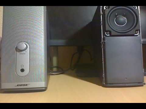 bose companion 2 demonstration review youtube. Black Bedroom Furniture Sets. Home Design Ideas