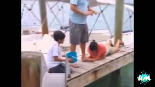 Приколы -  неудачные рыбалки   2014