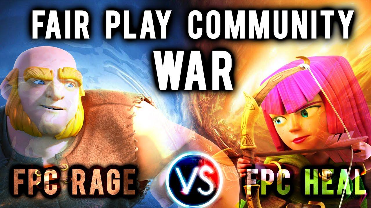 fair play community fpc 50 vs 50 scrim elite war clan event youtube. Black Bedroom Furniture Sets. Home Design Ideas