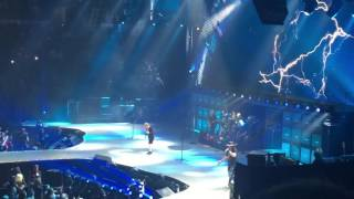 AC/DC with Axl Rose -Thunderstruck - Live in Atlanta 9/1/16