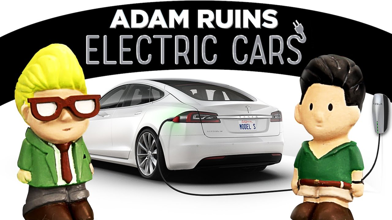 Electric Cars Aren T As Green As You Think Youtube
