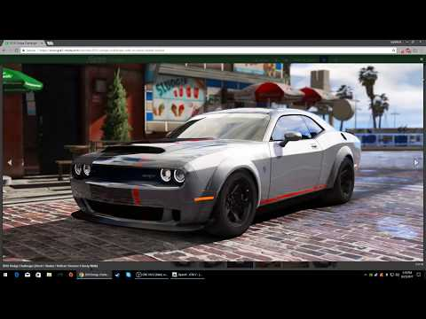 How to install GTA V car mods replace AND Add-on (Please read description)