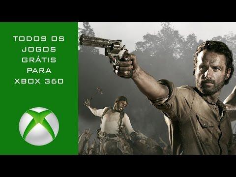 Todos os Jogos Grátis da Xbox Live [2015]