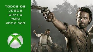 Todos os Jogos Grátis da Xbox Live