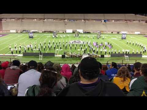 Horizon High School Marching Band TOB Finals 2016