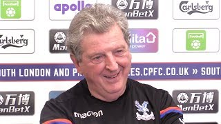 Roy Hodgson Full Pre-Match Press Conference - Huddersfield v Crystal Palace - Premier League