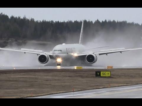 Plane spotting - Stockholm Arlanda Airport ESSA/ARN