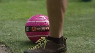 Strandcamping Waging Fussballgolf
