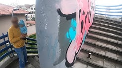 Graffiti Action Trie