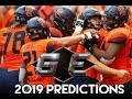 2019 Syracuse College Football Predictions