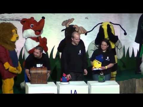 2012 - Wall-y - Prix de la piraterie - Coupe de France de robotique 2012
