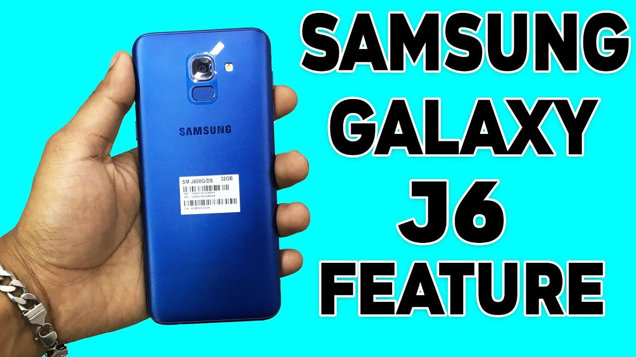 SAMSUNG J6 FEATURES IN HINDI [USB BACKUP, NAVIGATION BAR ,DUAL APP, DUAL APP] and more. - YouTube