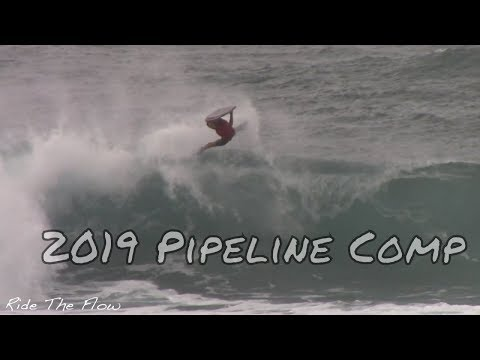 Pierre-Louis Costes clinches 2019 Mike Stewart Pipeline Invitational