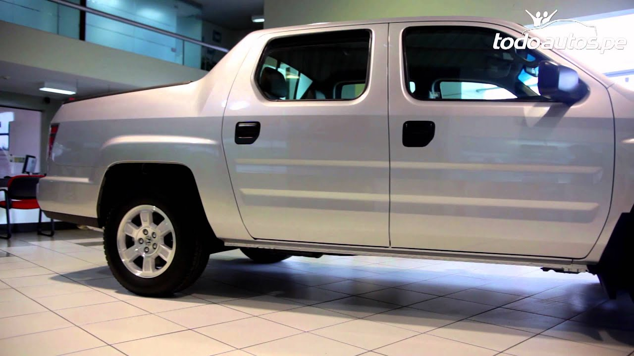 Honda Ridgeline En Per 250 I Video En Full Hd I Presentado Por Todoautos Pe Youtube