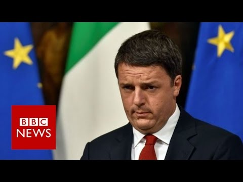 Italy referendum: What if voters say 'No' to reforms? BBC News