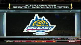 "2011 Big East Tournament ""I Am New York"" Intro"