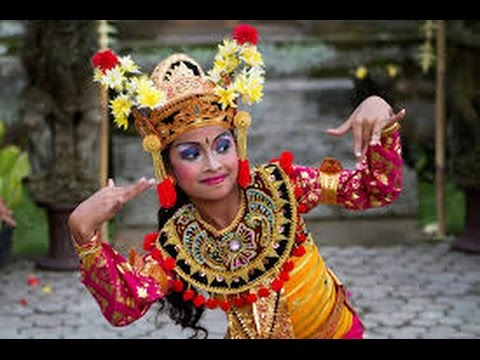Traditional Balinese Dance Show. Bali 2015.