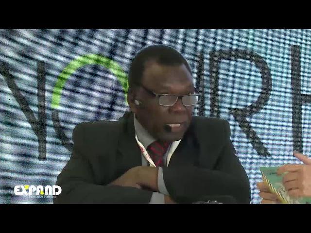 Prof. Ali Ebrahim Toure talks about heart failure