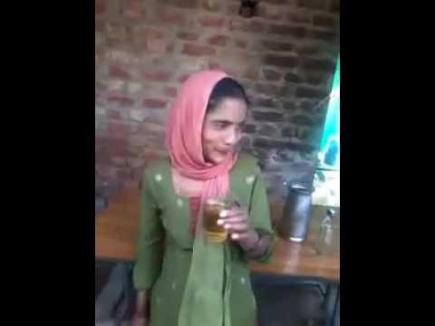 Funny Punjabi drunk lady