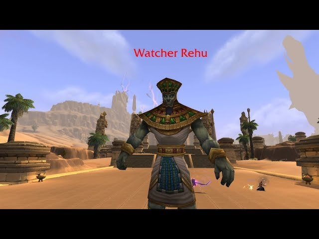 Watcher Rehu | 8.3 Rare Elites