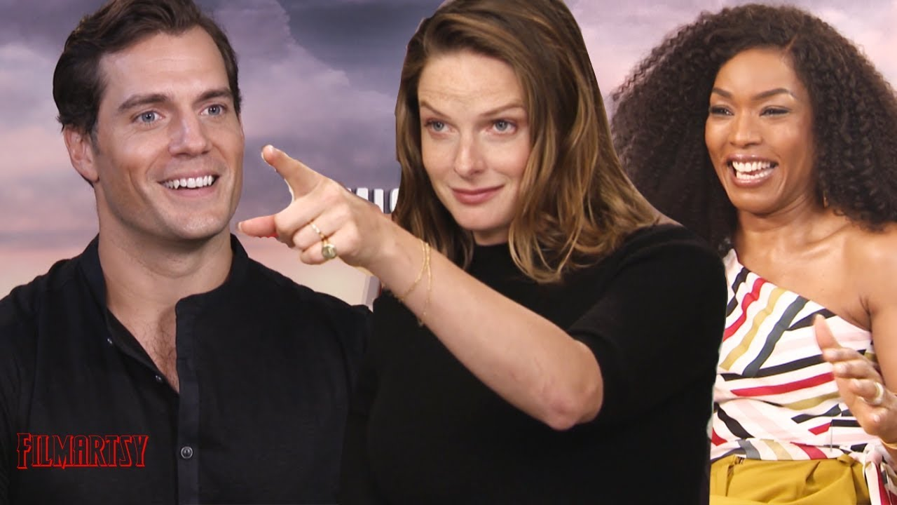 Mission Impossible: Fallout | Henry Cavill Is Too Smart | Cast Interviews  2018