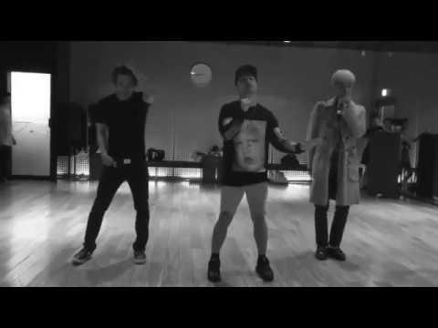 BIGBANG Let's Not Fall In Love Dance Practice