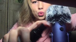 ASMR FAST AND AGGRESSIVE❗️ HAIR STYLING 💇♀️