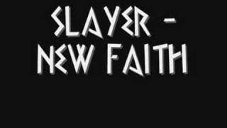 Watch Slayer New Faith video