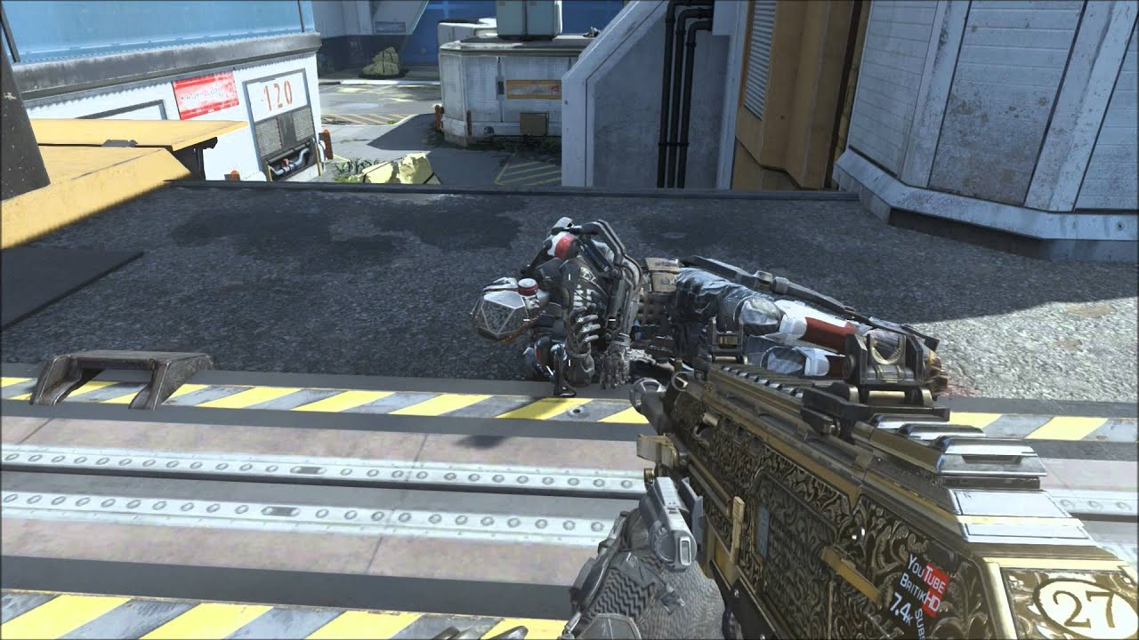 Advanced Warfare Guide The Only Way to Get Better Best SnD Game