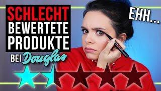 WIRKLICH SO SCHLECHT?! Ganzes Makeup mit Produkten, die JEDER HASST! - Worst Rated Products