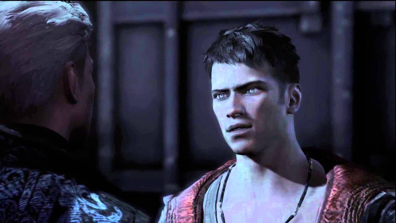 Dmc devil may cry dante meets vergil youtube voltagebd Choice Image