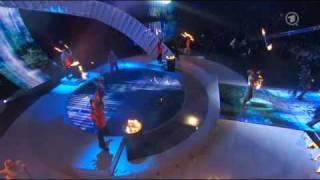 Apocalyptica - Life Burns (Eurovision Final 2007)