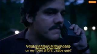 Pablo Escobar versus Horatio Carrillo - Narcos [sub spanish]