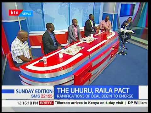 Ramifications of the Uhuru-Raila deal begin to emerge