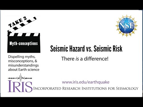 Earthquake Hazards Vs Earthquake Risks (There Is A Difference!)
