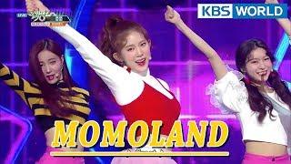 MOMOLAND - BBoom BBoom | 모모랜드 - 뿜뿜 [Music Bank / 2018.01.12]
