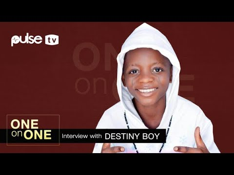One-on-One Interview With Upcoming Nigerian Artiste, Destiny Boy | Pulse TV