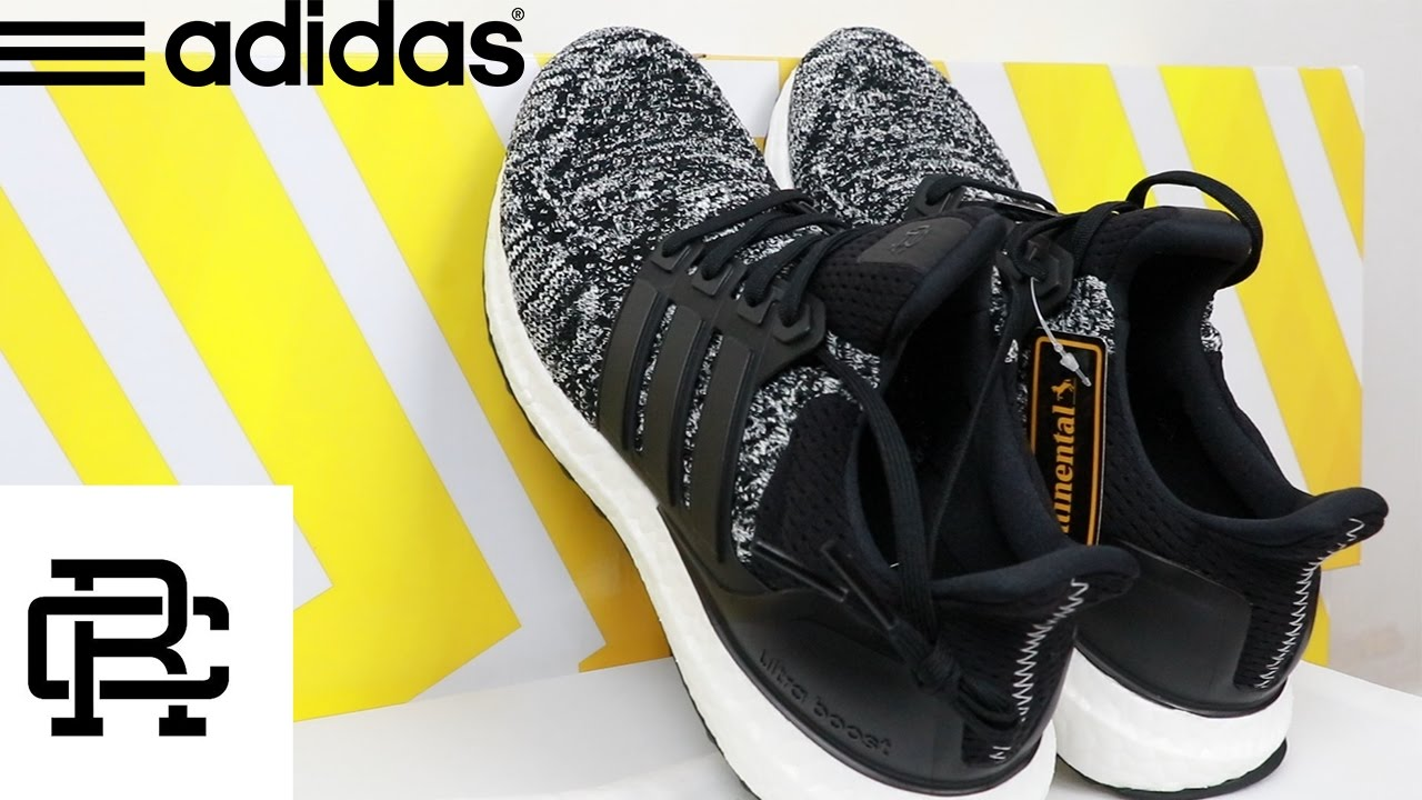 4c7424af4e3 BEST ULTRA BOOST COLLAB OF 2016 ! - Reigning Champ Review Close Up ...