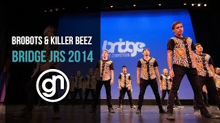 Brobots & Killer Beez | Bridge Jrs 2014 [Official Front Row 4K]