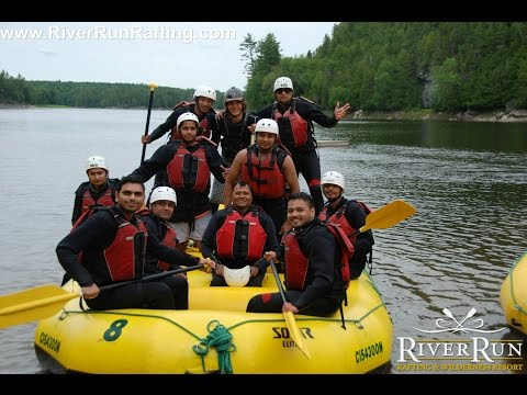 RiverRun Rafting on Ottawa River - High Adventure