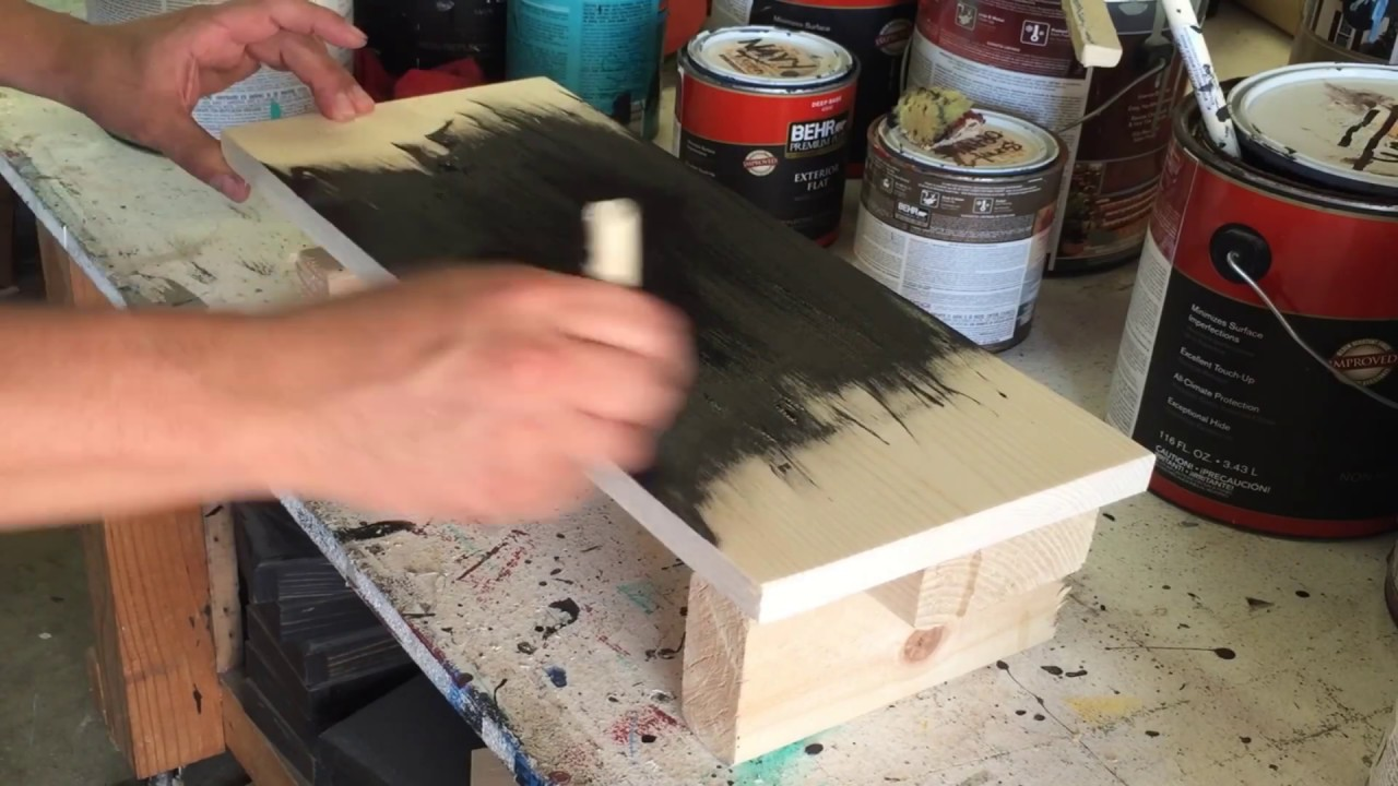 How To Make A Family Established Wood Sign By Rustica Home Decor